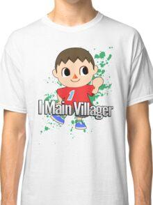I Main Villager - Super Smash Bros. Classic T-Shirt