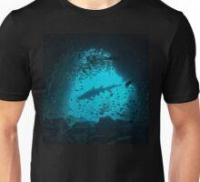 Grey Nurse Shark in Fish Rock Cave Unisex T-Shirt