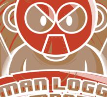 Cutman Logging Company Sticker