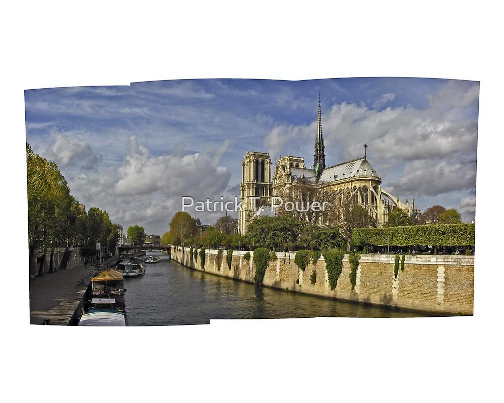 Cathédrale Notre-Dame by Patrick T. Power