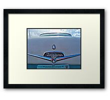 Fairlane Framed Print