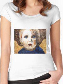 The Innocent Women's Fitted Scoop T-Shirt