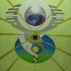 """Illuminati watchtower"" by GalaVadim"