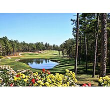 Isabella Golf Course, Hot Springs Village Photographic Print