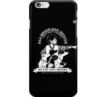 Will Graham's All-Breed Dog Rescue  iPhone Case/Skin