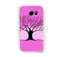 Tree and Mountain - Simple but unique drawing Samsung Galaxy Case/Skin