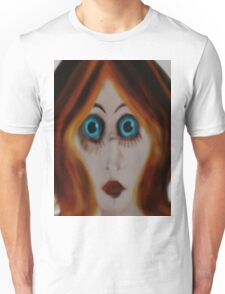 surprised Unisex T-Shirt