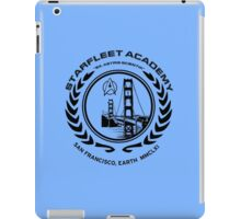 Star Trek Starfleet Academy t-shirt  iPad Case/Skin