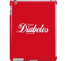 Enjoy Diabetes iPad Case/Skin