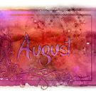 August (from a year full of color) by penn gregory