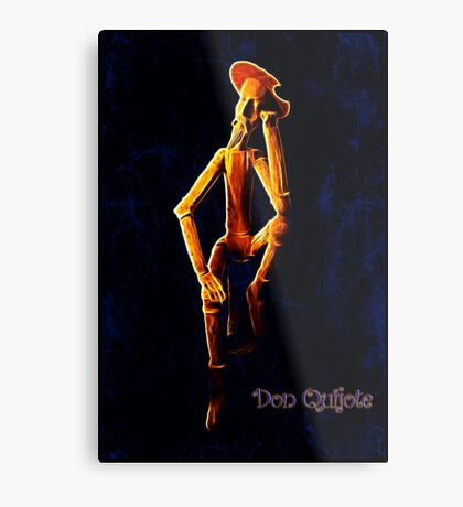 Don Quijote Metal Print