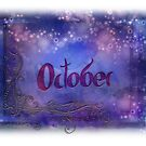 October (from a year full of color) by penn gregory