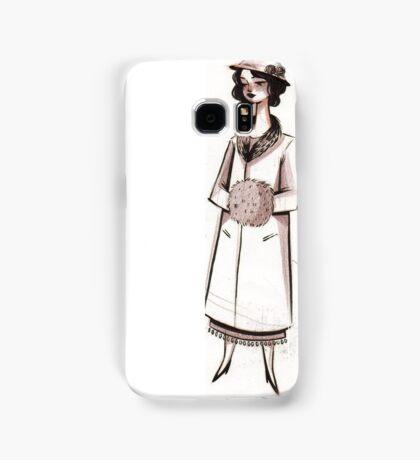1920s Socialite Samsung Galaxy Case/Skin