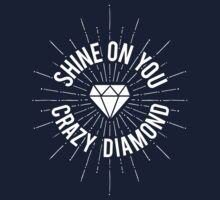 Shine On You Crazy Diamond Kids Tee