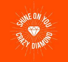 Shine On You Crazy Diamond Kids Tee