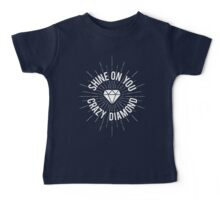 Shine On You Crazy Diamond Baby Tee