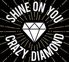 Shine On You Crazy Diamond by TheLoveShop