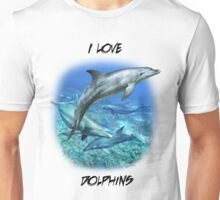 SPOTTED BOTTLENOSE DOLPHIN A Unisex T-Shirt