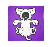 English Bull Terrier Roll Play Scarf