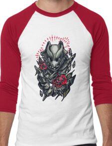 Steelix  Men's Baseball ¾ T-Shirt