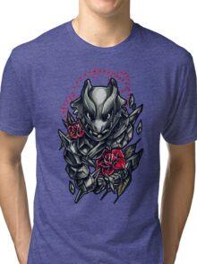 Steelix  Tri-blend T-Shirt