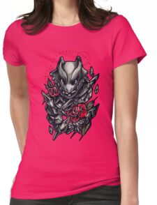 Steelix  Womens Fitted T-Shirt