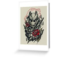 Steelix  Greeting Card