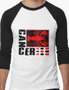 CANCER Men's Baseball ¾ T-Shirt