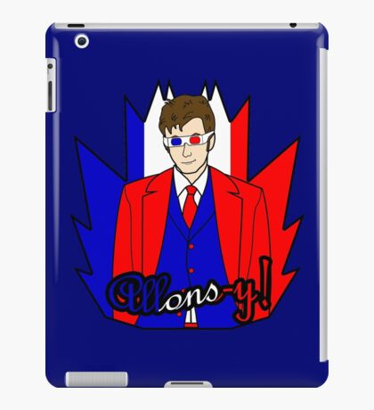 The French Doctor iPad Case/Skin