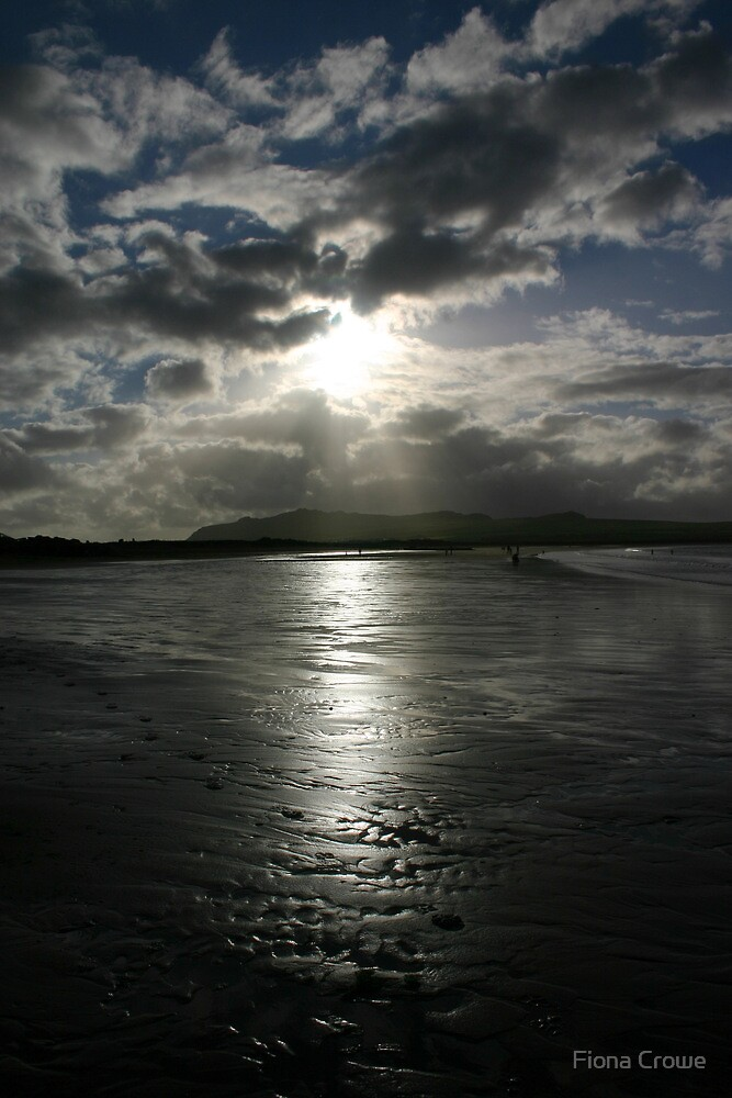 Calm after the storm by Fiona Crowe