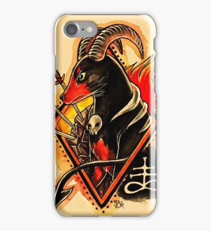 Houndoom iPhone Case/Skin