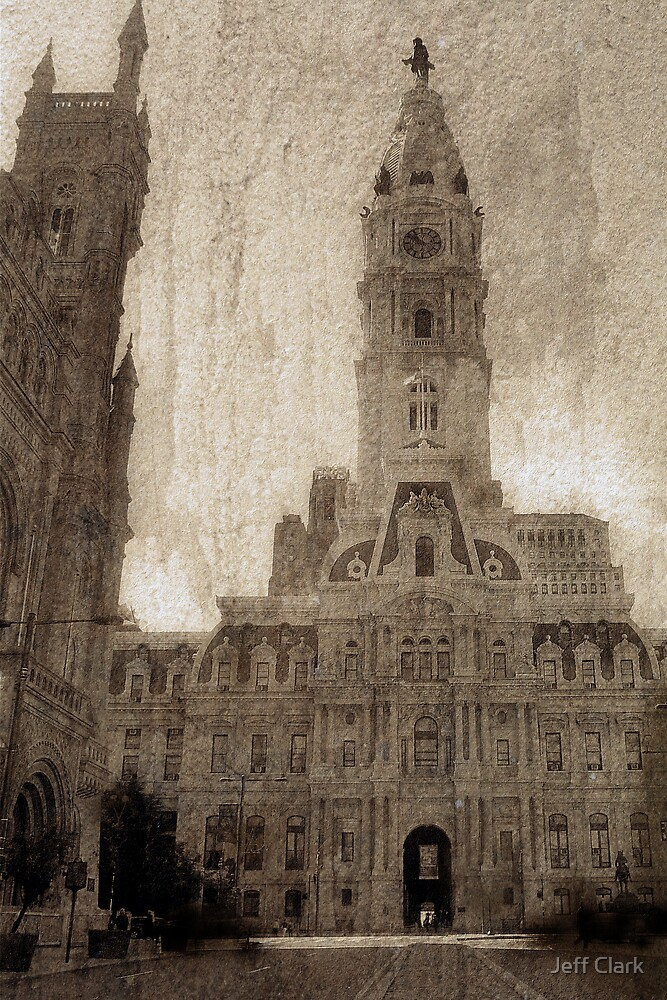 Vintage Philly by Jeff Clark