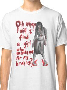 Zombie Girlfriend #3 Classic T-Shirt