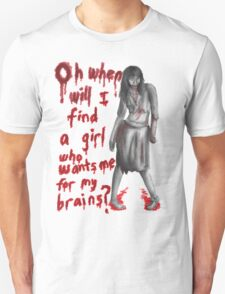 Zombie Girlfriend #3 T-Shirt
