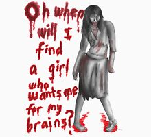 Zombie Girlfriend #3 T-Shirt