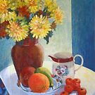 Still life with Cumquats by Mrswillow