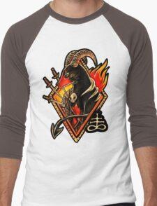 Houndoom Men's Baseball ¾ T-Shirt