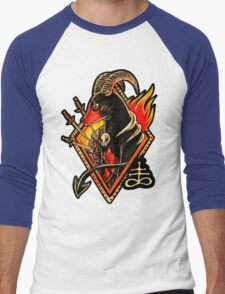 Houndoom Men's Baseball ¾ T-Shirt
