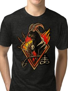 Houndoom Tri-blend T-Shirt