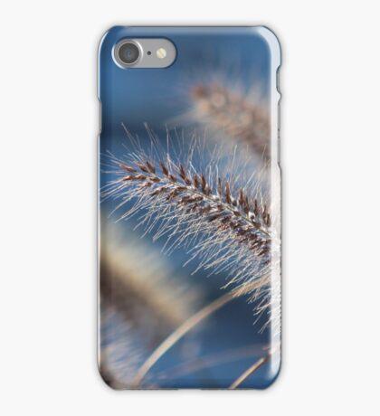 Blue Fuzzies iPhone Case/Skin