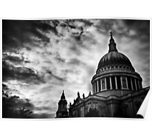 St Pauls Poster