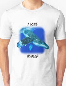 HUMPBACK WHALE A Unisex T-Shirt