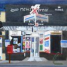 News X Press by Joan Wild
