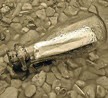 Vintage Message in a Bottle   by RollZLX