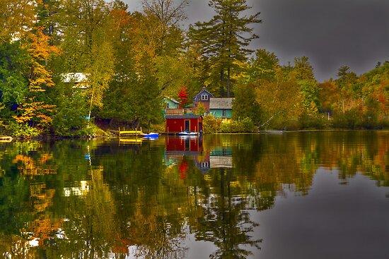 Lake Paradox by BigD