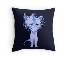 Wet Pussy Throw Pillow