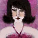 Pink Dress by gina1881996