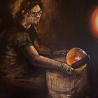 The Glassblower by Gareth Colliton
