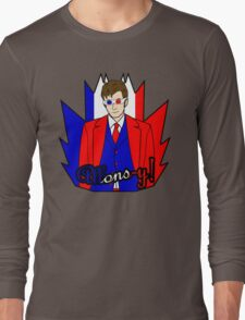 The French Doctor Long Sleeve T-Shirt