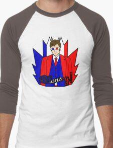 The French Doctor Men's Baseball ¾ T-Shirt